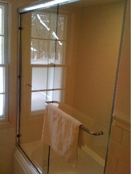 Sliding Glass Shower Doors Virginia Advanced Glass