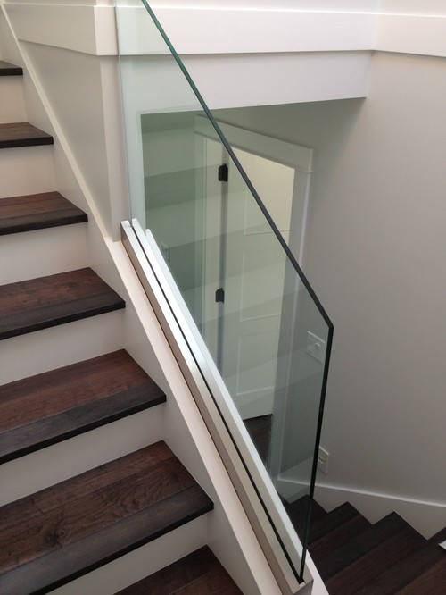 glass railing systems interior toronto base shoe system advanced pro deck prices cost