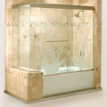 cottage sliding shower | Advanced Glass Pro