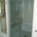 Frameless Shower Doors Installation – Alexandria, VA