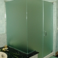 Frameless Sliding Shower Door - Lorton, VA
