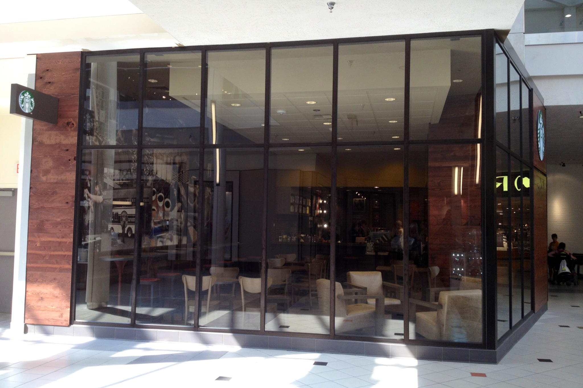 Commercial Glass Storefront - Maryland | Advanced Glass Expert
