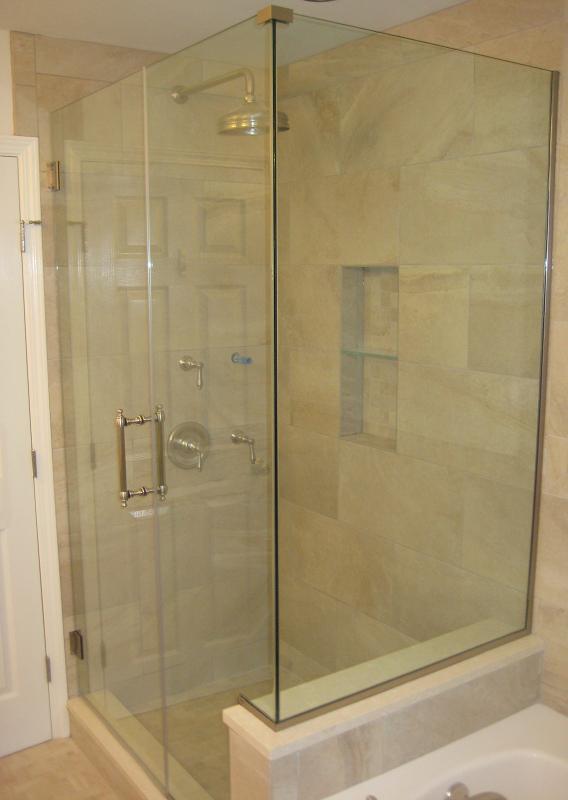 Glass Shower Enclosures - Washington, DC | Advanced Glass Expert