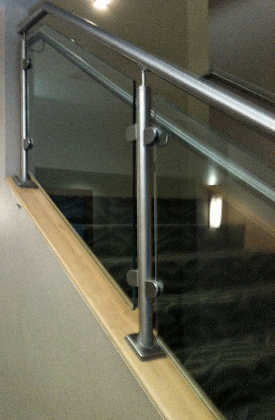 Glass Railings Systems|Advanced Glass Expert