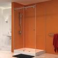 hydroslide sliding shower doors | Advanced Glass Pro