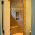 single frameless shower door | Advanced Glass Pro