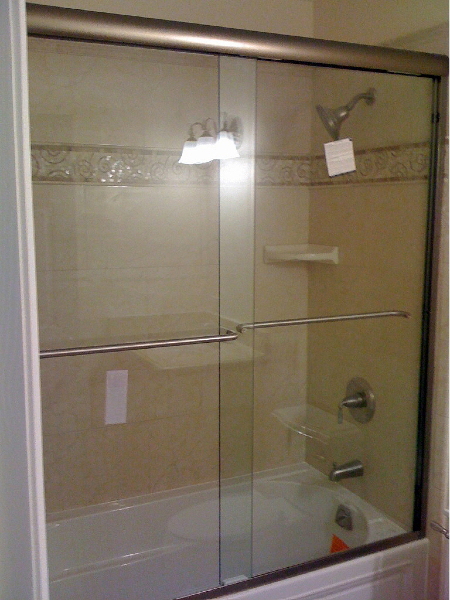 Sliding Glass Shower Doors Virginia Advanced Glass