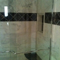 sliding shower door | Advanced Glass Pro