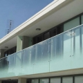 standoff railing system | Advanced Glass Pro